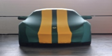 Lotus Special Edition - Metallic Indoor Car Cover